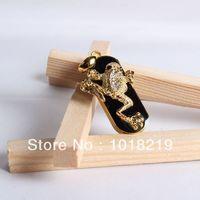 pen drive Diamond  Frog u disk  4gb 8gb 16gb 32gb Jewelry usb flash drive flash memory stick pendrive gift free shipping