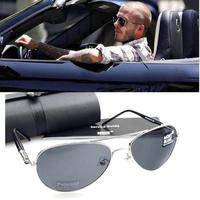 2014 Fashion Brand Classic Sunglass Mont Black Men Outdoor Sports Fishing Driving Polarized Sunglasses Oculos De Sol Masculino