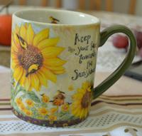 Lang ceramic mug cup classic tea cup