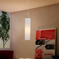 Modern brief pendant lamp bar glass pendant light lamps