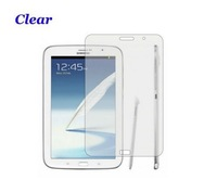 500pcs/lot High Quality HD Clear LCD Screen Protector Film For Samsung Galaxy Note 8.0 N5100 N5110