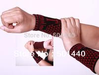 Nano Elastic Pain Relief Tourmaline Magnetic Wrist Brace