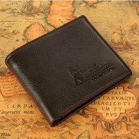 Men wallet man's short horizontal casual wallet men's commercial fashion wallets