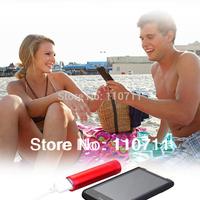 Wholesale 500sets Perfume Universal External Power Bank 2600mAh Portable External Battery Charger Power For Mobile Phone