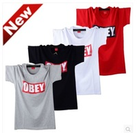 Plus size 2014 summer Famous Brand Cotton fitness casual man t-shirts t shirt men  crew neck short sleeve