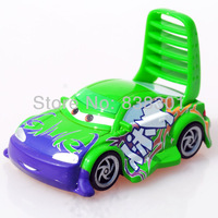 Brand New Original Mattel 1/55 Scale Pixar Cars 2 Toys Wingo Drag racing Car Diecast Metal Pixar Car Toy For Kids Loose In Stock