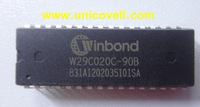Free shipping    WINBOND   W29C020C-90B    W29C020C    DIP   100% Original New     10pcs/lot    256K X 8 CMOS FLASH MEMORY
