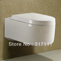 European style CE certified wall hanging toilet