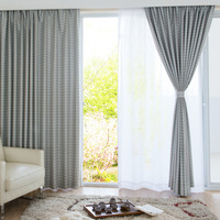 New arrival dodechedron thickening of the finished curtain quality curtain seniority cloth