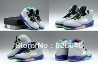 New Model Hot Sale Air Retro 5 V Bel Air Women's Lady Girl Basketball Sport Footwear Sneaker Trainers Shoes