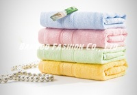 Strong Absorption Jacquard34*76 cm 100% bamboo fiber brand  face hand  kitchen souvenir towel bamboo