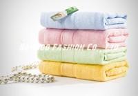 Strong Absorption Jacquard34*76 cm 100% bamboo fiber brand  face hand  kitchen souvenir towel bamboo