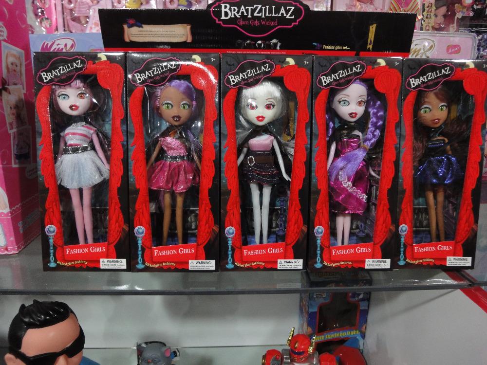 bratzillaz baez bratz куклы ночной вампир
