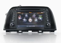Mazda CX5 CX-5 2012 2013 Car DVD GPS Car PC console Multimedia Device 3G wifi Navigation HD touch video Factory Price Free Map