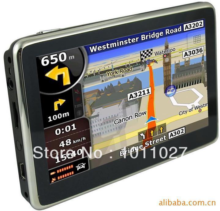 Vehicle GPS Units & Equipment Utility vehicles, motorcycles navigation(China (Mainland))