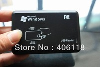 125KHZ RFID ID EM Card Reader & Writer&Copier / Duplicater( T5557/ T5567/T5577/EM4305 / 4200 ) For Access Control