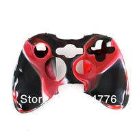 New Silicone Cover Case Skin with Gear for XBOX 360 Controller,case for xbox 360 games,case xbox 360