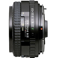 Pentax fa 645 75mm f2.8 lens 645d
