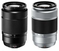 Fuji xc 50 - 230 f4.5-6 . 7 ois telephoto lens zoom
