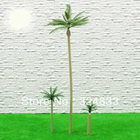 Model Palm tree Scale Train Layout  size 90mm TF-90  Plastic model tree