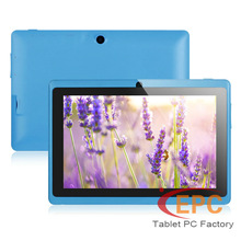 cheapest dual core 7 tablet pc mid q88 HDMI dual camera action atm7021 cortex a9 1.33 ghz 512MB RAM 4GB ROM android 4.2(China (Mainland))