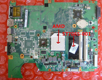 90% new Laptop motherboard  FOR HPCQ70 CQ71 G61 Compaq Presario 577065-001 (AMD CPU)  100% Tested GOOD