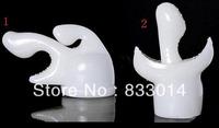 Magic Wand Massage Head Attachment Tips Accessory for Hitachi Magic Wands,Adm & Eve,10 speed wands 50pcs/lot