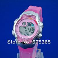 Digital Light Alarm Girls Boys Children Sport Wrist Watch Nice Gift Wholesale Price 5 Colors For Choice A071