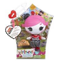 Free Shipping Original Mini Lalaloopsy Doll Toys-Sherri Charades Dolls 20cm for girls