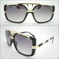 2014 New & Sunglasses Women & Sun glasses men & Fashion Vintage Designer Brand Germany Cazal Glasses & Cycling Eyewear