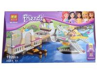 Friends senior assembling toys girl series building blocks toy