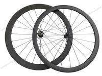 Super light fit shimano 11s 38mm front 50mm rear clincher bicycle wheels Carbon fiber road bike wheelset