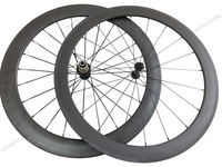 Super light wheel fit shimano 11s 50mm front 88mm rear clincher wheels 700c Carbon fiber road bike Racing wheelset