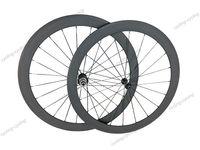 Super light wheel fit shimano 11s 60mm clincher bike wheelset 700c Carbon fiber road Racing bicycle wheels