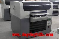 Iphone Mobile Case Printer A3 Flatbed Printer