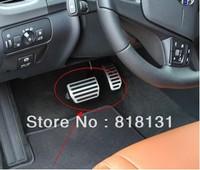 Top Quality OEM Aluminum Alloy Rubber Gas & Brake Pedal  AT Pedal For VOLVO XC60 V60 S60 V60R-Design