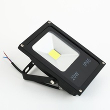 2 pcs LED Floodlight Wash Light Garden Lamp Outdoor 20W 2000lm 85-265V Hot!(China (Mainland))
