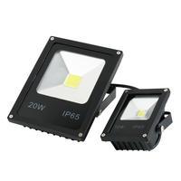 2 pcs LED Floodlight Wash Light Garden Lamp Outdoor 10W 1000lm 85-265V Hot!