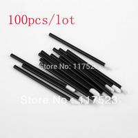 Free Shipping High Quality Disposable Lip brush  disposable lip gloss wand  lipstick gloss applicator 100pcs/lot