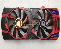 powercolor HD7970  VORTEX  graphics card double fan