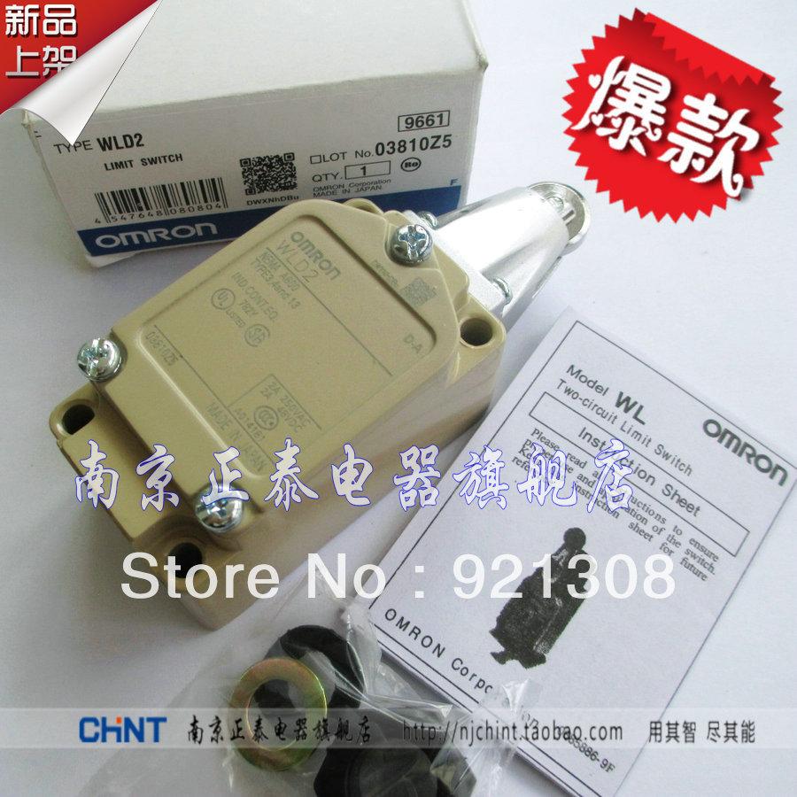 WLD2 omron концевой выключатель
