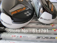2013 new golf club stiff flex shaft 2# 3# 4# 5# top high quality hybrid rescue woods r11 free shipping