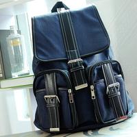 Free Shipping New arrival 14 fashion vintage travel   school bag  female preppy style