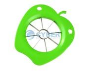 Corer Slicer Easy Cutter Cut Fruit Knife Cutter for Apple Pear Free ShippingKB384