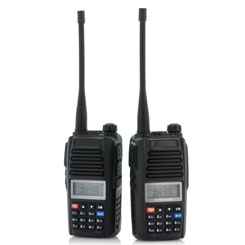 UHF Long Range Walkie Talkie Set 3 to 5 KM Range Calling Function(Hong Kong)