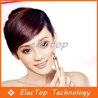 Free shipping Beauty Bar 24K Golden Pulse Firming Massager Gold Facial Roller 50pcs/lot Wholesale