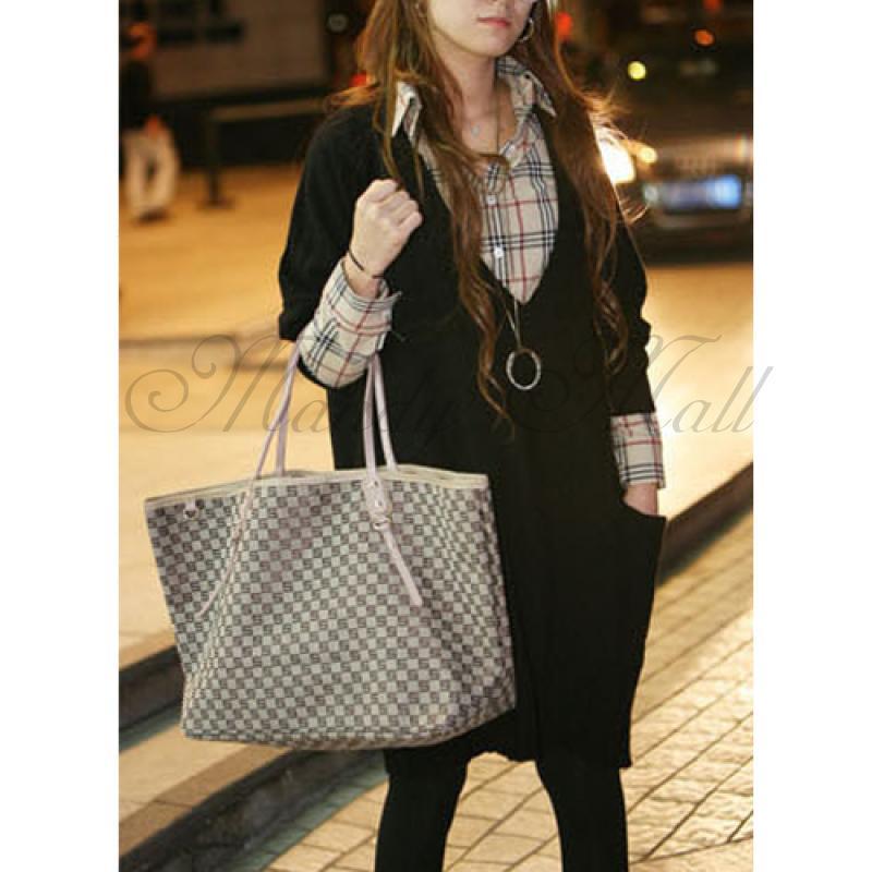 Women Handbag Bag Tote Shoulder Cross Body Shopping Coffee New(China (Mainland))
