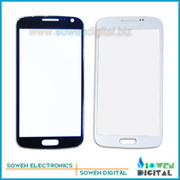 Outer LCD Screen Lens Top Glass for Samsung Galaxy Premier i9260,Black white,Free Shipping