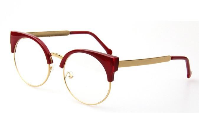 latest eyewear trends 5mk5  Women S Fashion Glasses Frame Elegent Eyewear Eyeglasses Men Optical  Spectacle Frames Clear Lens Goggles 77594 Latest Eyewear Trends