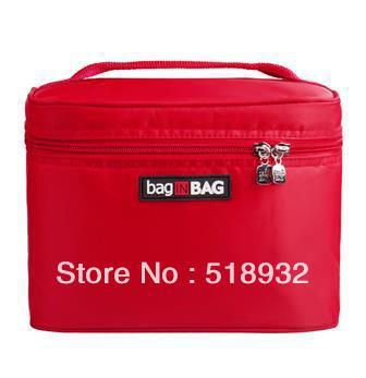 Baginbag lunch bag insulation glass bento lunch bag breast milk storage cooler bag ice pack cooler bag(China (Mainland))